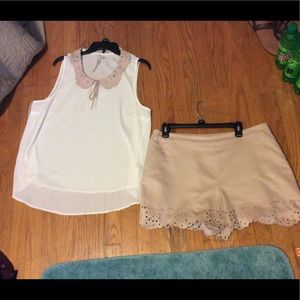 Lauren Conrad Large/XL Outfit Like New